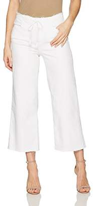 Paige Women's Lori with Drawstring Waistband Jeans