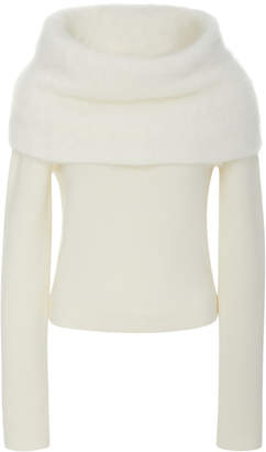 Yeon M'O Exclusive Ileana Knitted Sweater