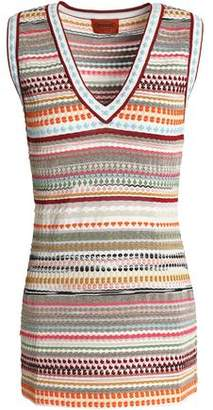 Missoni Jacquard-Knit Top