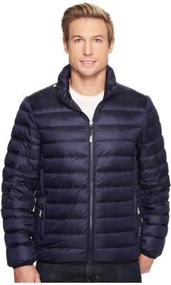 Tumi Patrol Packable Travel Puffer Jacket Men's Coat