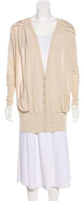 Opening Ceremony Casual Long Sleeve Cardigan