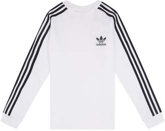 7ca2721a031 adidas White Clothing For Boys - ShopStyle UK