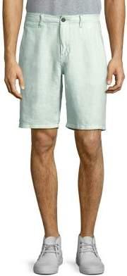 Lucky Brand Classic Linen Shorts