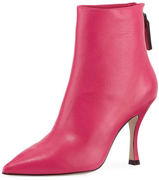 Stuart Weitzman Juniper 95mm Leather Bootie