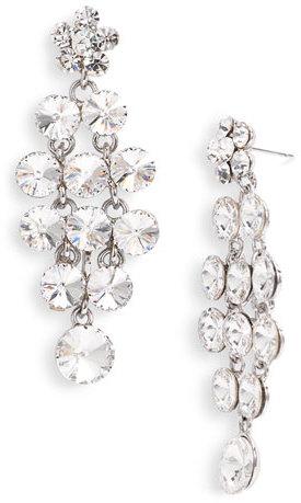 Tasha Crystal Chandelier Earrings