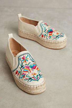 Sam Edelman Embroidered Carrin Espadrilles $98 thestylecure.com