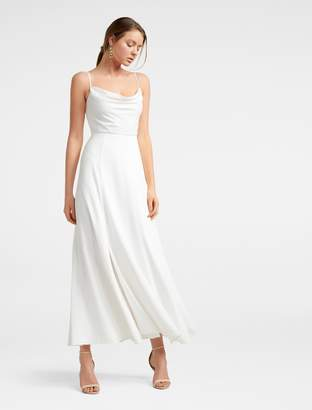 Forever New Crista Cowl Neck Maxi Dress - Porcelain - 4