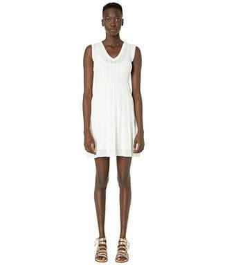 M Missoni Sleeveless Short Dress in Fit Flare