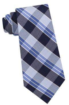 Lord & Taylor The Mens Shop Plaid Tie