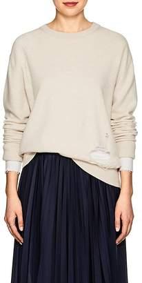 Helmut Lang Women's Shredded Wool Sweater