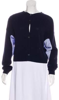 Miu Miu Cashmere Knit Sweater