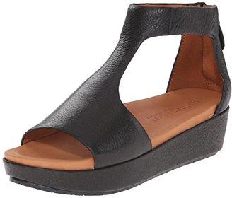 Gentle Souls Women's Jefferson Platform Sandal $195 thestylecure.com