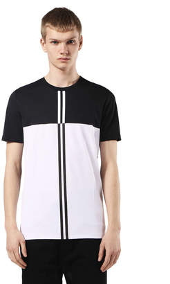 Diesel Black Gold Diesel T-Shirts BGTIH - White - M