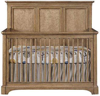Stone & Leigh Chelsea Square Built To Grow Crib - Khaki