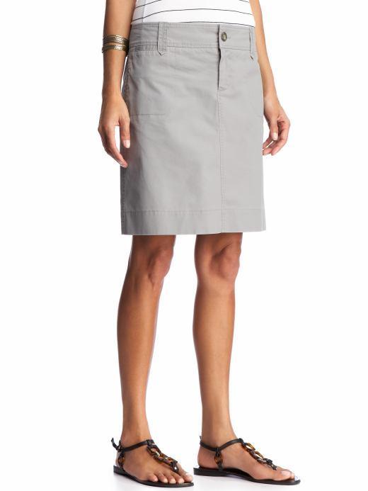 Women's Twill Skirts