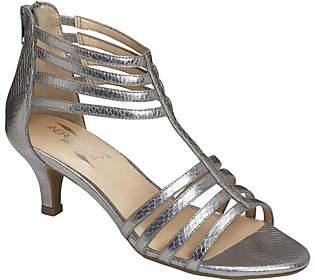 Aerosoles Heel Rest Dress Sandals - Limeade
