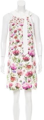 Ted Baker Floral Shift Dress $95 thestylecure.com