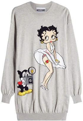 Moschino Betty Boop Sweater