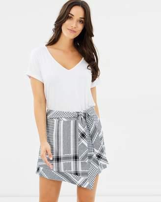 GUESS Isla A-Line Skirt