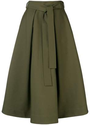 MSGM full A-line skirt