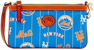Dooney & Bourke New York Mets Nylon Wristlet