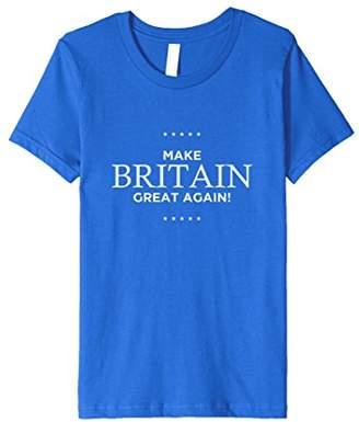 Make Britain Great Again Brexit 2016 UK Leave EU T-Shirt