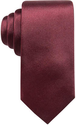 Ryan Seacrest Distinction Ryan Seacrest DistinctionTM Men's Solid Silk Tie, Created for Macy's