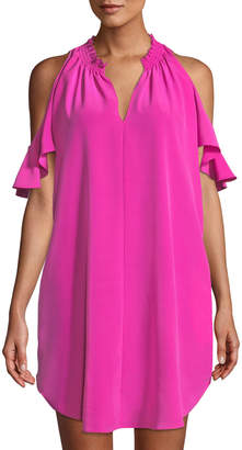 Rachel Roy Elizabeth Cold-Shoulder Dress