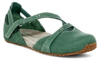Ahnu Tullia Leather Ballet Flat