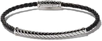 David Yurman Cable Classic woven bracelet