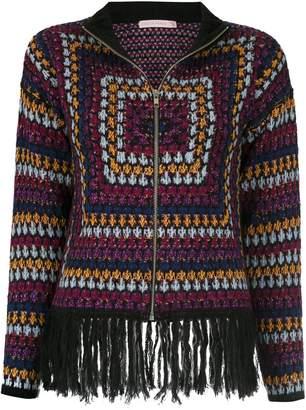 Cecilia Prado Fani knitted jacket