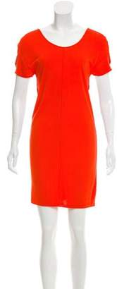 Acne Studios Niki Jersey Dress