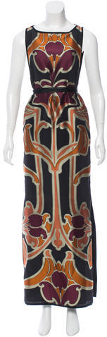 GucciGucci Jacquard Evening Dress