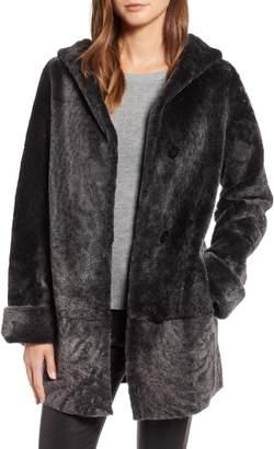Blue Duck Reversible Genuine Shearling Coat