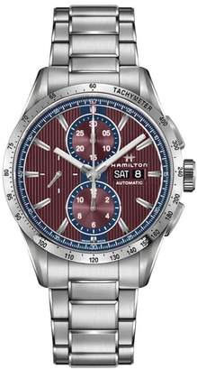 Hamilton Broadway Automatic Chronograph Bracelet Watch, 43mm