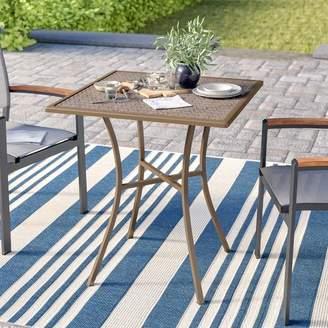 Zipcode Design Lilliam Bistro Table