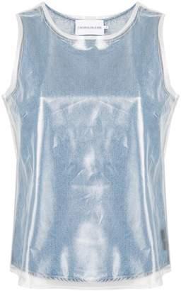 Calvin Klein Jeans sleeveless top
