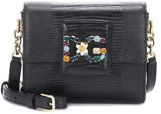 Dolce & Gabbana Millennials Mini leather shoulder bag