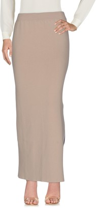 Bruno Manetti Long skirts - Item 35347365TK