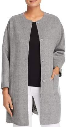 Max Mara Gigante Reversible Drop-Shoulder Coat