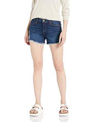 Hudson Jeans Women's Gemma Midrise Cut Off 5 Pocket Jean Short