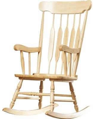 Three Posts McNeel Rocking Chair
