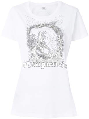 Pinko Uniqueness embellished T-shirt