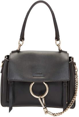 Chloé Black Mini Faye Day Bag