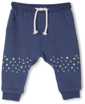 Sprout NEW Girls Mix and Match Trackpant Indigo