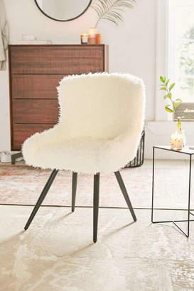 Stella Faux Fur Chair