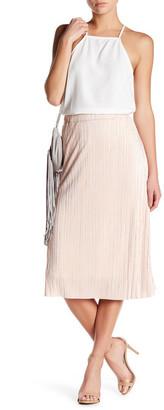 Harlowe & Graham Pleated Skirt $78 thestylecure.com
