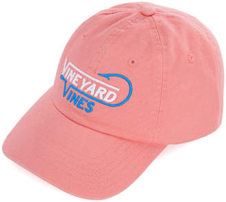 Vineyard Vines Washed Classic Vineyard Hook Hat