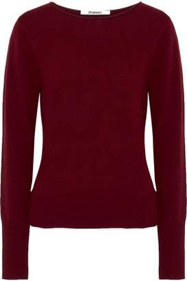 Chalayan Tie-Back Wool And Cashmere-Blend Sweater