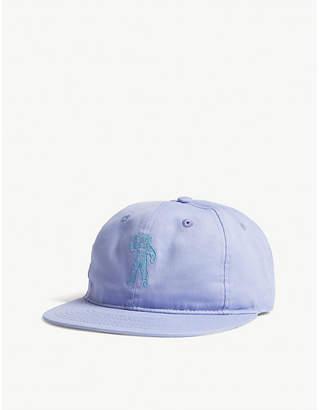 Billionaire Boys Club Standing Astronaut cotton strapback cap